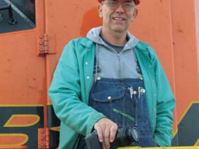 Greg Garrett - BNSF Train and Railroad Art